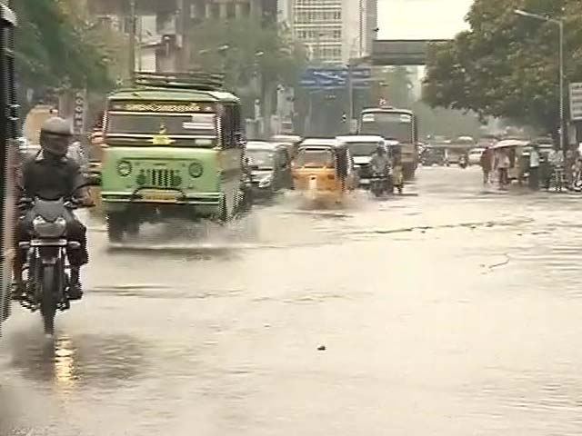 Video : Record Rain In Chennai, City Keeps Boats On Stand-by, Fearing Flood
