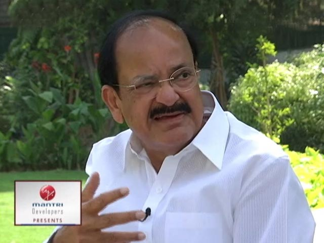 Video : Housing For All Mission On Track Says Venkaiah Naidu