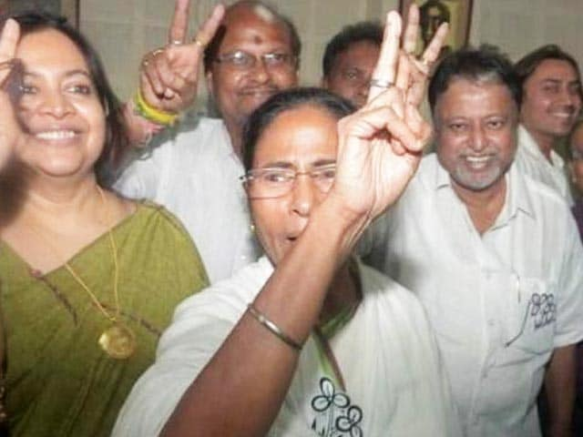 Video : Even Bigger This Time Around: Mamata Banerjee's Bengal Result