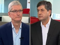 Tim Cook to NDTV on Advice He Remembers From Steve Jobs