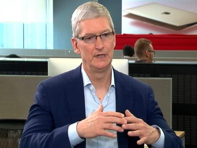 Video : Tim Cook to NDTV on Selling Used iPhones in India