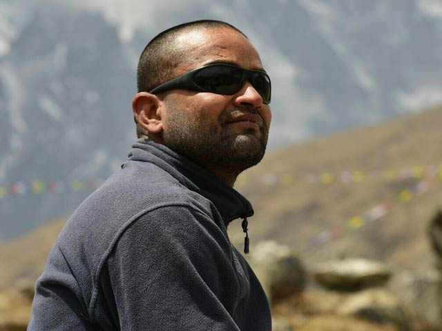 Video : On Top Of The World. A Maharashtra Cop Who Conquered Everest