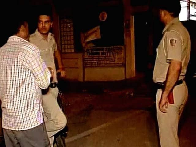 Video : Man From Congo Beaten To Death In Delhi's Vasant Kunj