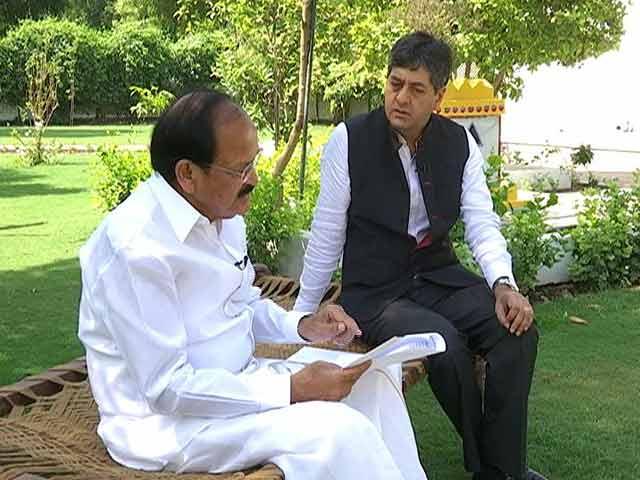 Video : Team Modi: A Report Card Of Venkaiah Naidu