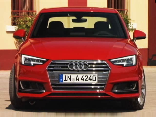 Video : Audi A4 Review, World Superbike Championship and Global NCAP Tests