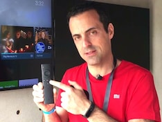 Xiaomi's Hugo Barra Demos Mi Box