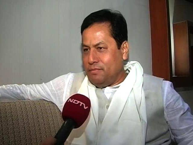Video : Minorities Won't Be Targeted In Assam, Sarbananda Sonowal To NDTV
