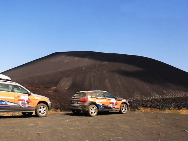 Video : #GLAadventure Living Life King Size: All About Their Volcano Boarding Experience