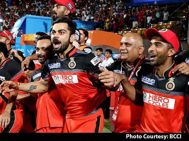 Video : RCB Favourites to win 2016 IPL: Sunil Gavaskar