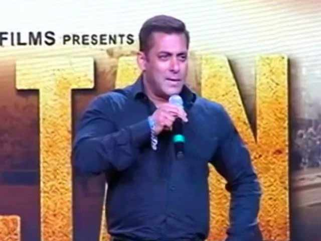 Video : How Salman Filmed <i>Sultan</i>. It Was Really Difficult
