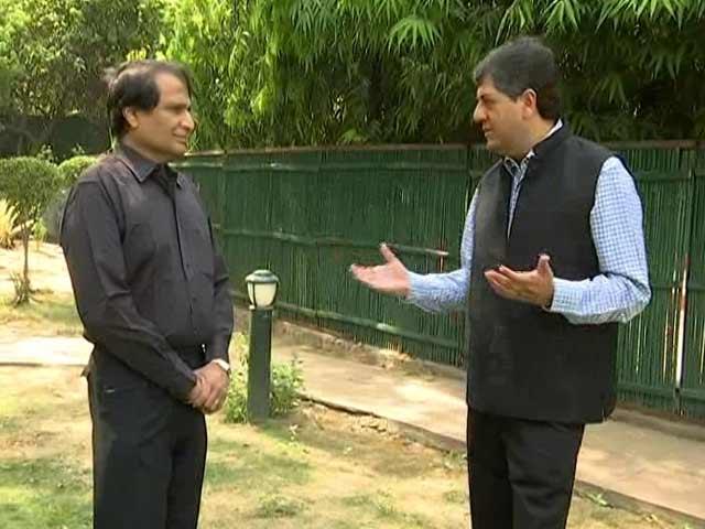 Video : Team Modi: A Report Card On Railway Minister Suresh Prabhu