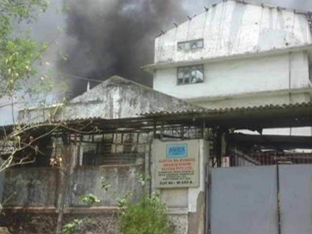 Video : 5 Dead, Over 100 Injured In Blast At Factory In Dombivli Near Mumbai