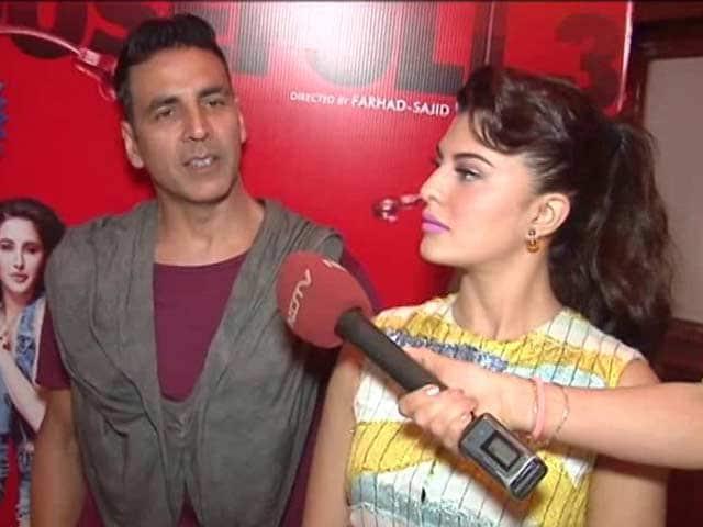 Video : Why Akshay Kumar Returned to <i>Housefull</i> Franchise