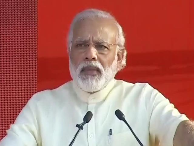 Videos : देश बदल रहा, कुछ लोगों का दिमाग नहीं बदल रहा : सहारनपुर में पीएम मोदी