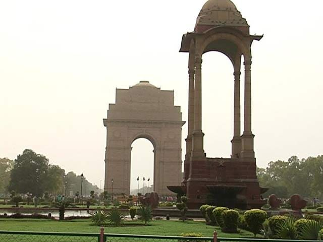 Video : Live From India Gate: Your Guide To Tomorrow's Big Government Show