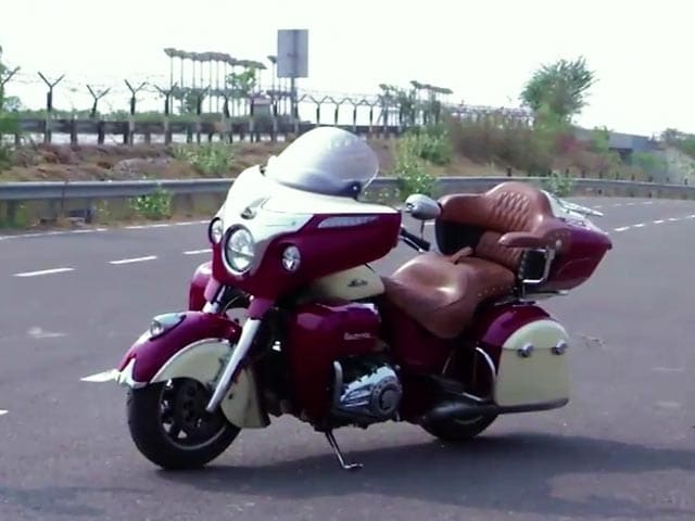 Indian Roadmaster Review Video