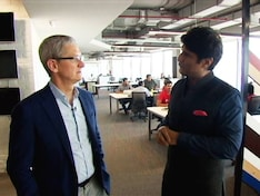 Tim Cook: Up Close and Personal