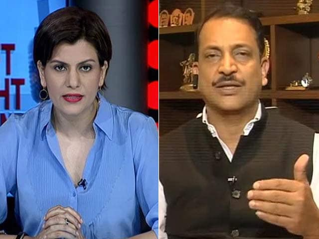 Video : 'FDI Flowing In, Inflation In Control': Minister Rudy On Modi Govt's 2 Years