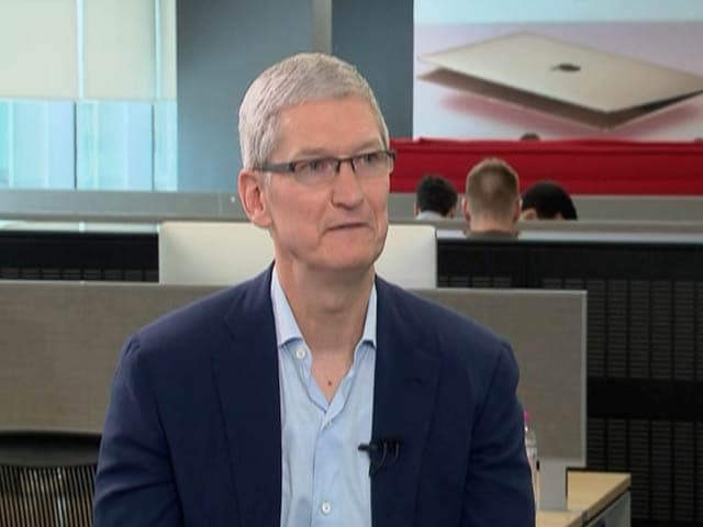 Video : Tim Cook on Apple's Plans for India