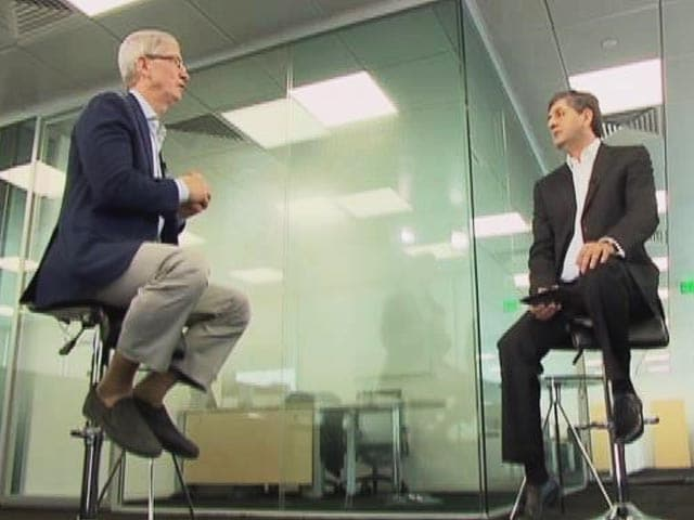 Video : All Things Apple: In Conversation With Tim Cook