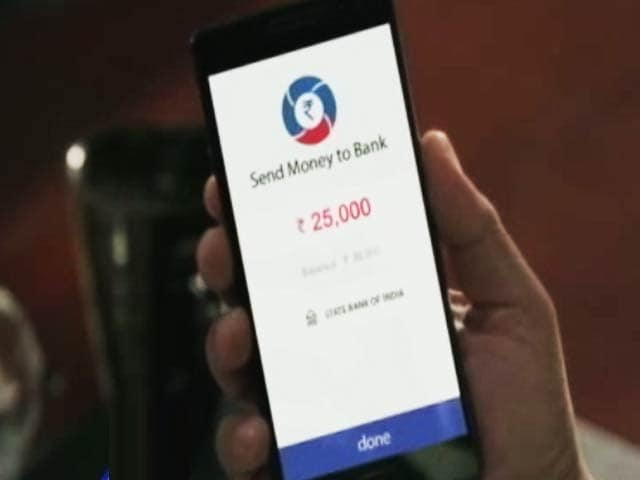 Video : Paytm: RBI's Unified Payments Interface Won't Impact Mobile Wallets