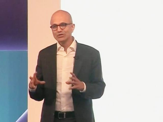 Video : <i>Hazaron Khwahishen Aisi</i>… Satya Nadella Quotes Ghalib At Delhi Event