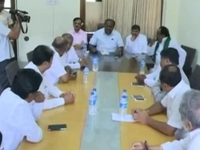 Video : Battlelines Drawn For Rajya Sabha Polls In Karnataka