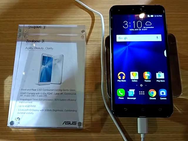 First Look: Asus ZenFone 3 SeriesFirst Look: Asus ZenFone ...