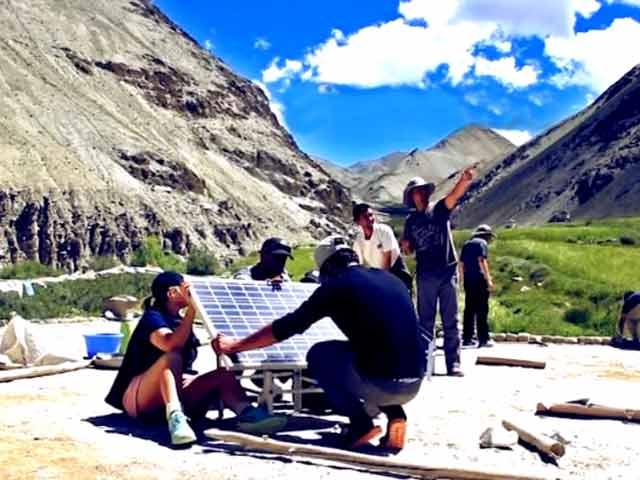 Video : Lighting Up The Himalayas: Phugtal Monastery To Be Solar Powered