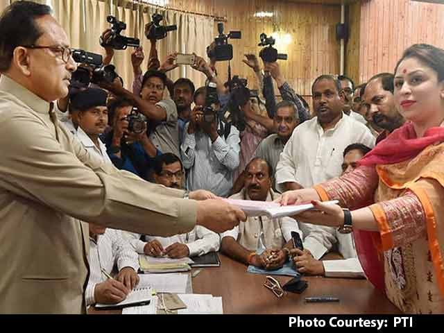 Video : To Trip The Congress, The BJP Forces A Rajya Sabha Contest In UP