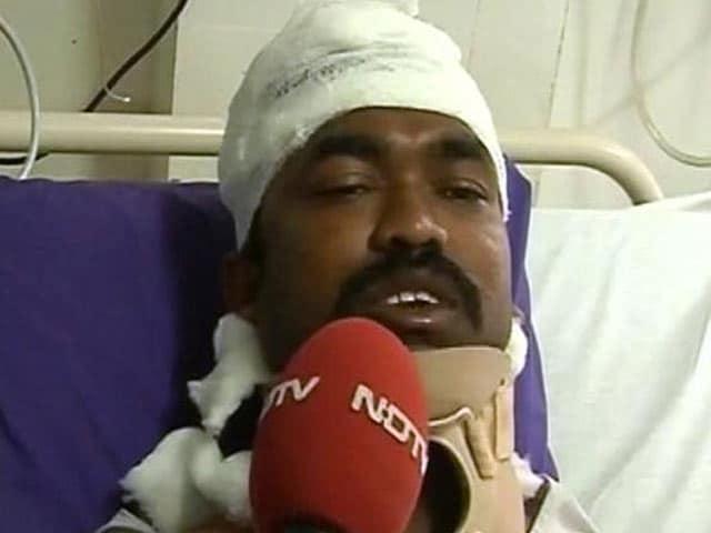Video : Pulgaon Survivor Blames Heat For Leakage At Ammunition Depot