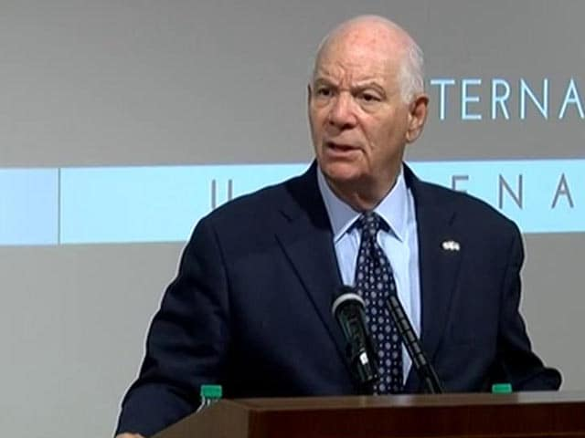 Video : US Senator Ben Cardin Talks Intolerance, Rights Issue Ahead Of PM Modi's Visit