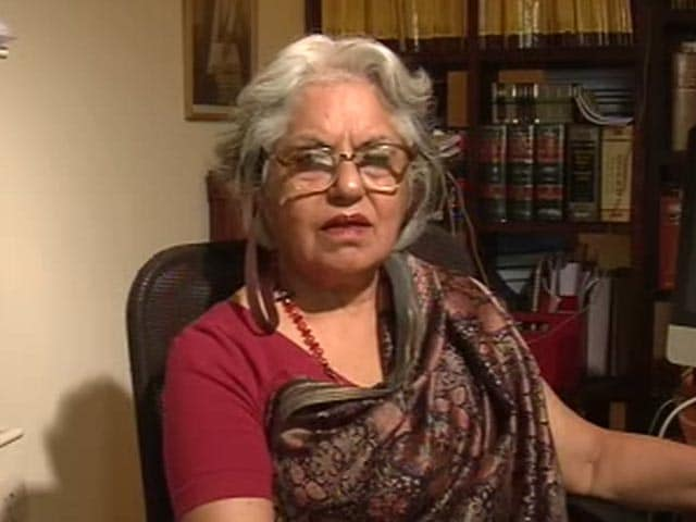 Video : 'Attempt To Intimidate': Lawyer Indira Jaising After NGO Licence Is Suspended