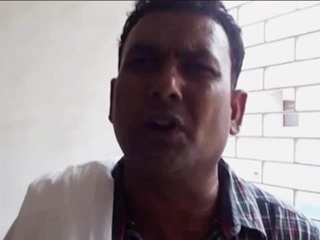 Video : Key Accused In Siwan Journalist's Murder Surrenders