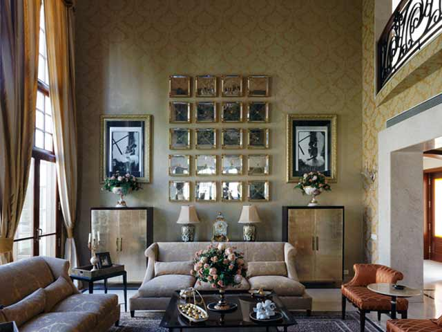 Video : Luxe Interiors Takes You Through Classic and Palatial Decor