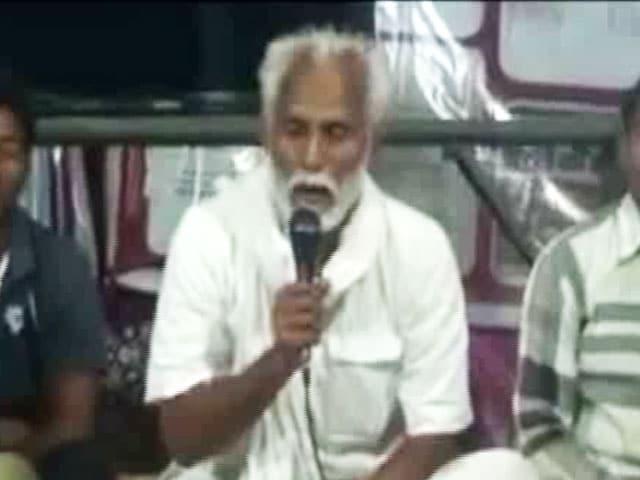 Video : Key Accused In Mathura Violence Ram Vriksh Yadav Dead, Say Police