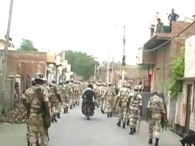 Video : जाट आंदोलन : सुरक्षा बल तैनात, आठ जिलों में धारा 144 लागू