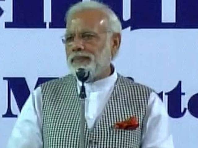 Video : 'Our Goodwill Comes From You,' PM Modi Tells Indians In Doha