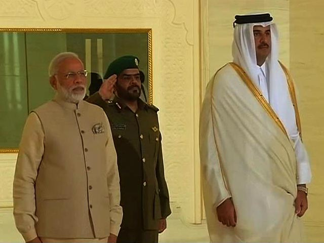 Video : 'India A Land Of Opportunity': PM Modi To Qatar Business Leaders