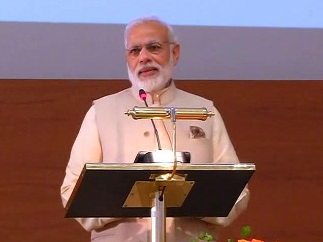 Video : PM Modi Praises India's Growth Rate At Meet With Expats In Doha