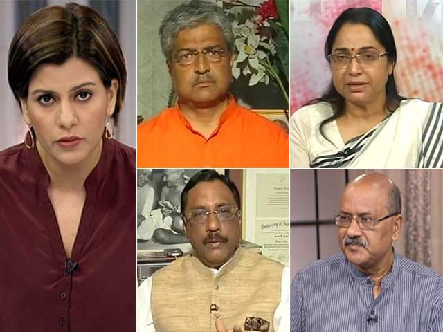 Video : Beef Politics Returns: Polarisation Ahead Of UP Polls?