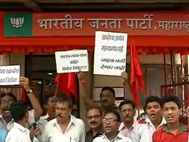 Videos : महाराष्ट्र के वरिष्ठ मंत्री एकनाथ खड़से के इस्तीफ़े के साइड इफेक्ट
