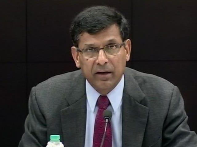Video : Raghuram Rajan Hits Pause, Repo Rate Stays At 6.5%