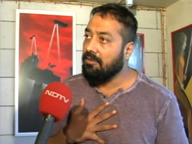Video : What Anurag Kashyap Has to Say About <i>Udta Punjab</i> Controversy