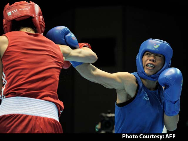 Video : Give Me Wildcard, Will Win Medal at Rio Olympics: Mary Kom
