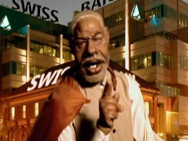 Videos : गुस्ताखी माफ : काले धन के खिलाफ मुहिम पर विश्वनायक मैन
