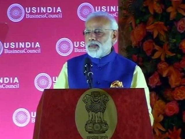 Video : NSG पर समर्थन के लिए पीएम मोदी ने अमेरिका को धन्यवाद