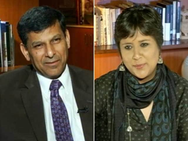 Video : India's Cup Is Half-Full, Let's Not Beat Chest: RBI Chief Rajan To NDTV