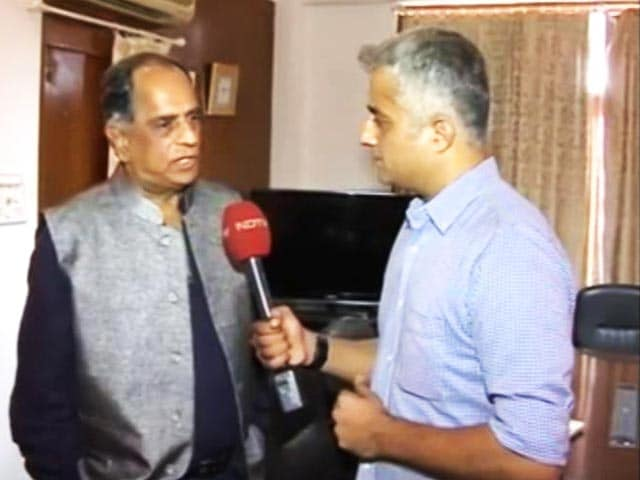 Video : 'Proud To Be Modi <i>Chamcha</i>,' Says Censor Chief Pahlaj Nihalani