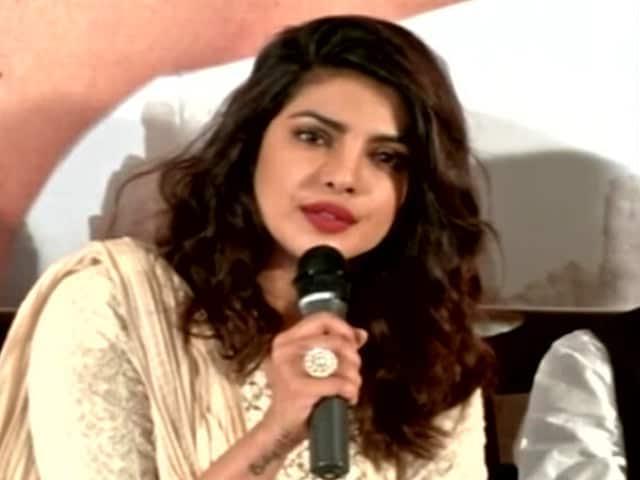 Video : 'Awful,' Says Priyanka Chopra About Church's Refusal to Bury Grandmother